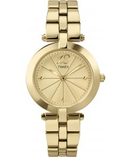 Timex Originals T2P548 Ladies Classic Gold Tone Steel Watch