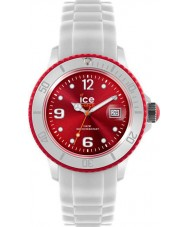 Ice-Watch Mens Ice-White Red Watch