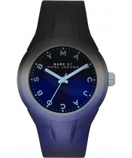 Marc Jacobs MBM5541 Ladies X - Up Two Tone Silicone Strap Watch