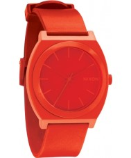 Nixon Time Teller P Red Watch