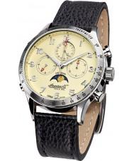 Ingersoll IN1227SCR Mens Stowe Black Chronograph Watch