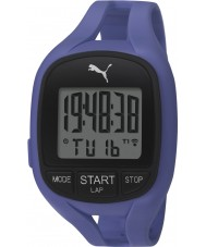 Puma PU911141004 Air II Blue Silicone Strap Chronograph Watch