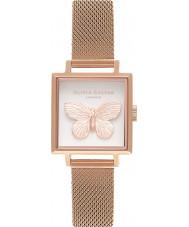 Olivia Burton OB16MB18 Ladies 3D Butterfly Watch