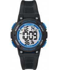 Timex TW5K84800 Digital Mid Marathon Black Chronograph Watch