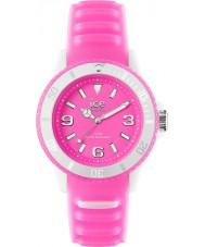 Ice-Watch GL.PK.U.S.14 Unisex Ice-Glow Pink Watch