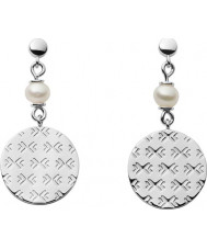Skagen SKJS0008040 Ladies Agnethe Earrings