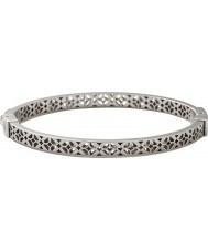 Fossil JF00097040 Ladies Vintage Iconic Silver Bangle