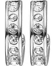 Dyrberg Kern 333114 Ladies Desolo Silver Plated Earrings