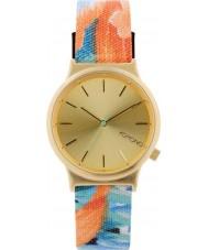 Komono KOM-W1834 Wizard Print Series Tropicalia Watch