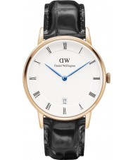 Daniel Wellington DW00100118 Dapper 34mm Reading Rose Gold Watch