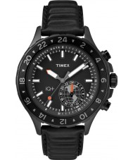 Timex TW2R39900 Mens IQ Move Multi Time Smart Watch