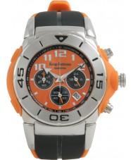 Krug-Baumen 160502KM Kingston Orange Sports Chronograph Watch