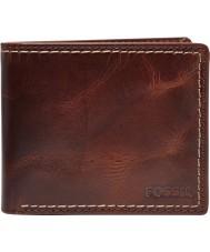 Fossil SML1147200 Mens Laredo Wallet