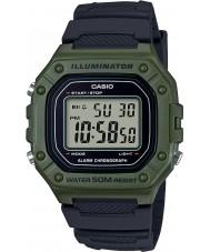 Casio W-218H-3AVEF Mens Collection Watch