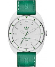 Adidas ADH9086 Mens Stan Smith Matte Green Mixed Strap Watch Watch