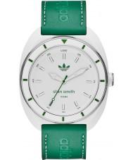 Adidas ADH9086 Mens Stan Smith Matte Green Mixed Strap Watch Watch