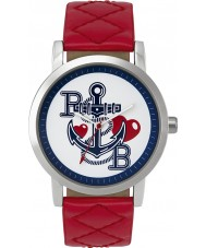 Pauls Boutique Ladies Red Watch
