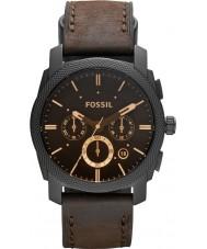 Fossil FS4656 Mens Machine Chronograph Brown Watch