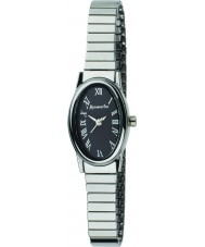 Accessorize B1071 Ladies Black Expander Watch