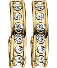 Dyrberg Kern 333115 Ladies Desolo Gold Plated Earrings