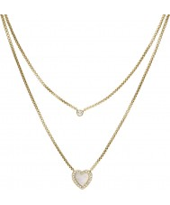 Fossil JF03217710 Ladies Necklace