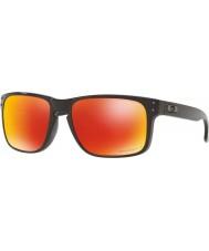 Oakley OO9102 55 F1 Holbrook Sunglasses