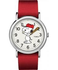 Timex TW2R41400 Peanuts Weekender Watch