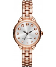 Marc Jacobs MJ3496 Ladies Betty Rose Gold Steel Bracelet Watch