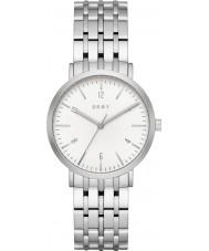 DKNY Ladies Minetta Silver Steel Bracelet Watch