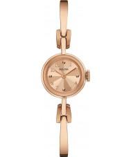 Bulova Ladies Vintage Rose Gold Plated Bangle Watch