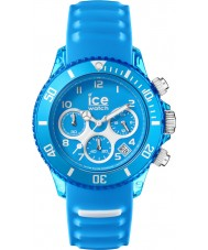 Ice-Watch 001461 Ice-Aqua Malibu Blue Silicone Strap Chronograph Watch