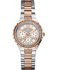 Guess W0111L4 Ladies Viva Two Tone Steel Bracelet Watch