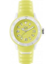 Ice-Watch GL.YW.U.S.14 Unisex Ice-Glow Yellow Watch