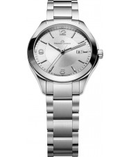 Maurice Lacroix MI1014-SS002-130 Ladies Miros Silver and Steel Watch
