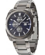 Police 14099JSU-03M Mens Milano Gunmetal Steel Bracelet Watch
