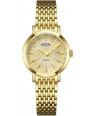Rotary LB05303-03 Ladies Timepieces Windsor Gold Plated Watch