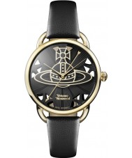 Vivienne Westwood VV163BKBK Ladies Leadenhall Watch