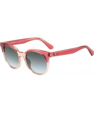 Kate Spade New York Ladies Abianne-S GYL GB Sunglasses
