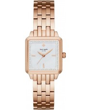 Kate Spade New York KSW1132 Ladies Washington Square Rose Gold Plated Bracelet Watch