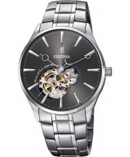 Festina F6847-2 Mens Automatic Silver Steel Bracelet Watch