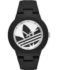 Adidas ADH3119 Ladies Aberdeen Black Silicone Strap Watch