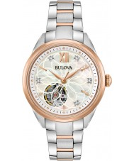 Bulova 98P170 Ladies Automatic Watch