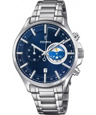 Festina F6852-2 Mens Silver Chronograph Watch