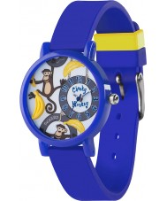 Tikkers TK0077 Boys 3D Blue Cheeky Monkey Watch