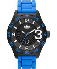 Adidas ADH2966 Newburgh Black Rubber Strap Watch