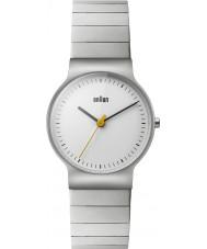 Braun BN0211SLBTL Mens Classic Slim Silver Steel Bracelet Watch