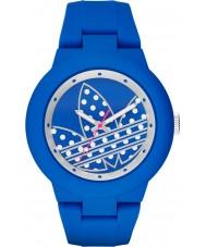 Adidas ADH3049 Aberdeen Blue Silicone Strap Watch