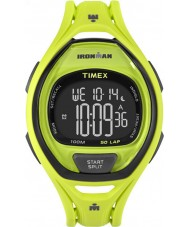 Timex TW5M01700 Ironman 150-Lap Full Size Sleek Green Resin Strap Watch