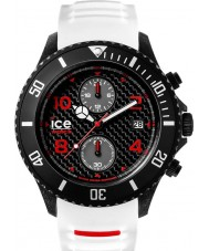 Ice-Watch 001315 Mens Ice-Carbon White Chronograph Big Watch