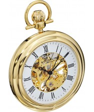 Stuhrling Original 6053-33333 Mens Symphony Vintage Pocket Watch